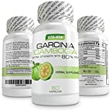Garcinia Cambogia Fruit Extract with HCA - Ultra Premium Appetite Suppressant / Weight Loss Pills - Buy The Best From Vita Web