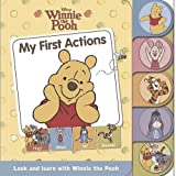 Disney Tabbed Board: Winnie the Pooh - My First Actions Disney