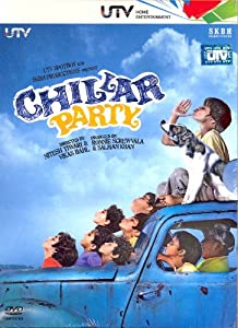 Chillar Party Bollywood DVD With English Subtitles