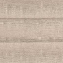 Super Saver Pleated Blinds, Transparent Pleated Shades, 33W x 36H, Spun Linen Natural