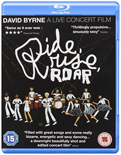 Ride, Rise, Roar [Blu-ray] [Edizione: Regno Unito]