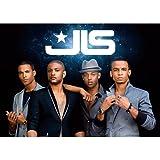 Hard Days Night Shop JLS - Postcard Outta This World