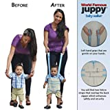 Juppy Baby Walker Momentum Light Blue with Free Matching Travel Bag