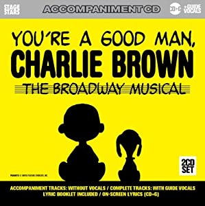 Stage Stars Karaoke - You're a Good Man Charlie Brown