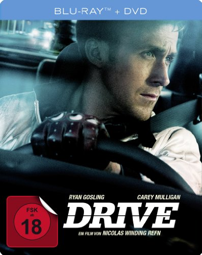 Drive - Steelbook (+ DVD) [Blu-ray]