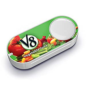 V8 Vegetable Juice Dash Button from Amazon