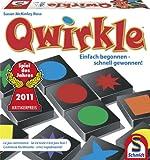 Schmidt Spiele 49014 - Qwirkle Legespiel, Spiel - Preisverlauf
