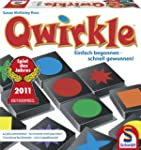 Schmidt Spiele 49014 - Qwirkle Legesp...