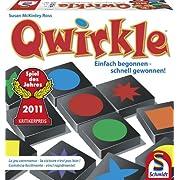 Post image for Brettspiele: Qwirkle und Die verbotene Insel ab je 10,16€ (für Spiele-Offensive Neukunden)