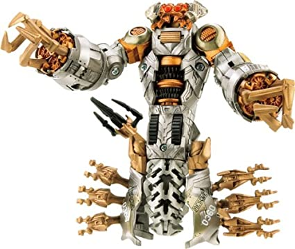 Transformers - Screen Battles - Desert Attack Scorponok
