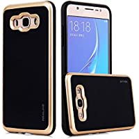 Samsung Galaxy J7(2016) Cover, REALIKE Premium {Imported} Shock Proof Protective Dual Layer Case For Samsung Galaxy...