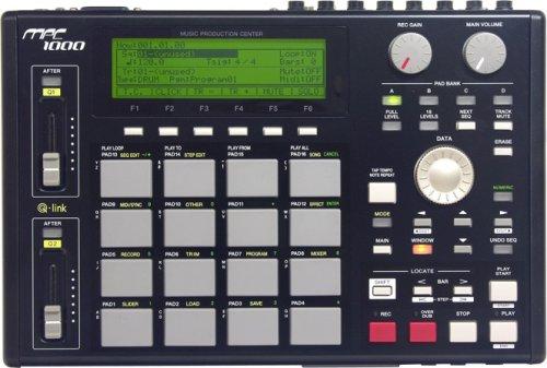 AKAI Music Production Center MPC1000BK