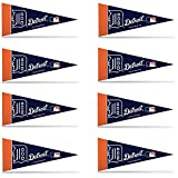 Detroit Tigers Mini Pennants - 8 Piece Set