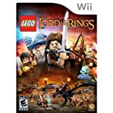 Warner Bros. 1000296786 LEGO Lord of the Rings Wii