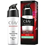Olay Regenerist Moisturiser Daily Regenerating Serum Fragrance Free - 50 ml