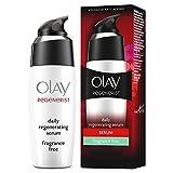 Olay Regenerist Moisturiser Daily Regenerating Serum Fragrance Free - 50 mlby Olay