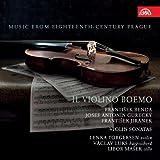 Violin Lenka Torgersen Il Violino Boemo Violin Sonatas by Benda, Gurecky & Jiranek