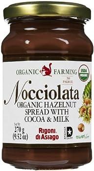 Nocciolata Organic Hazelnut Spread, 9…