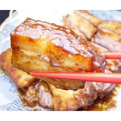 グルメギフト 豚肉の味噌煮込み 〔約450g×2本〕 お取り寄せ お取り寄せグルメ グルメ ご飯のお供 ごはんの友 セット 詰め合わせ 豚 豚肉 肉 豚ばら肉 角煮 煮豚