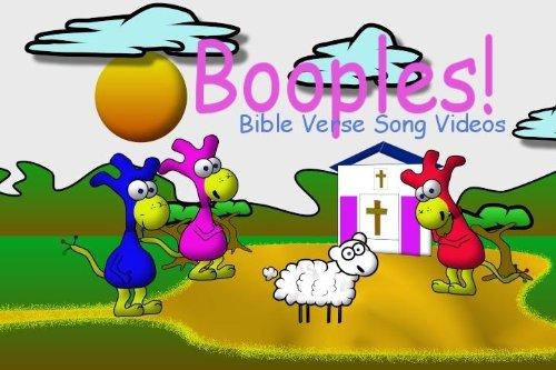 Booples! Bible Verse Song Videos