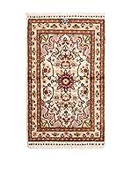 QURAMA Alfombra Kashmirian Marrón/Multicolor