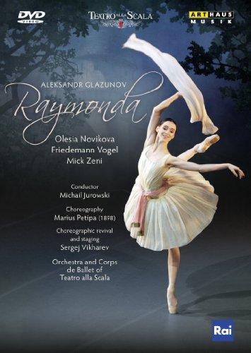 Glazunov: Raymonda La Scala 2011 (Arthaus: 101630) [DVD]