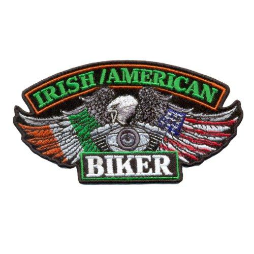 Hot Leathers Irish Biker Patch (5