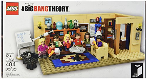 LEGO Ideas The Big Bang Theory 21302 Building Kit (Lego Simpsons House compare prices)