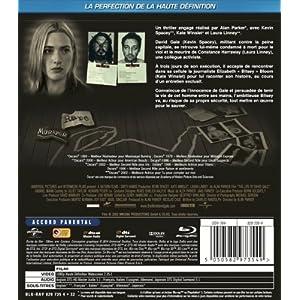 La Vie de David Gale [Blu-ray]