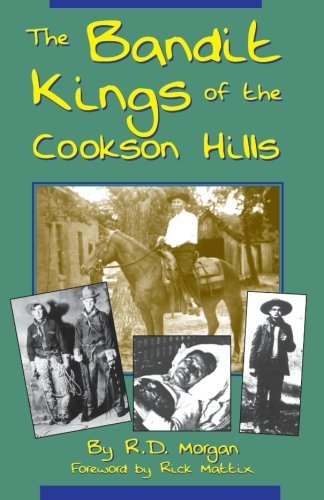 The Bandit Kings of the Cookson Hills PDF