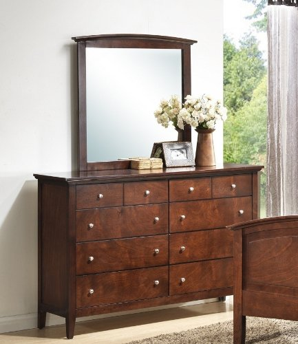 Solid Cherry Dresser
