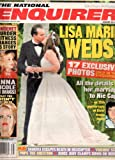 img - for The National Enquirer Tabloid Back Issues for 2002 Aug-27 ISSN#1056-3482 book / textbook / text book