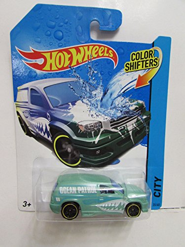 FANDANGO * COLOR SHIFTERS * 2014 Hot Wheels City Series 1:64 Scale Vehicle #35/48
