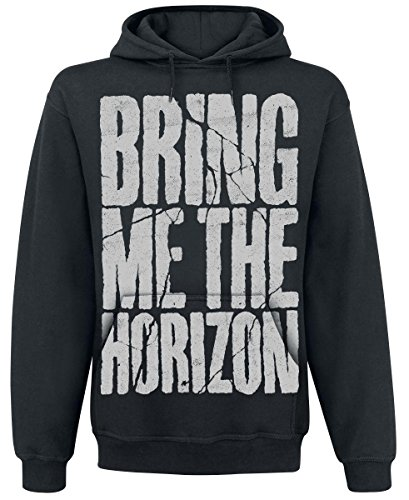 Bring Me The Horizon Cross Axe Felpa con cappuccio nero L