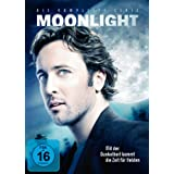 "Moonlight - Die komplette Serie (4 DVDs)von ""Alex O'Loughlin"""