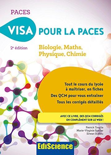 visa-pour-la-paces-2e-ed-biologie-maths-physique-chimie