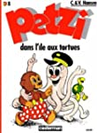 Petzi, tome 8 : Petzi dans l'�le aux...