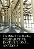 img - for The Oxford Handbook of Comparative Institutional Analysis (Oxford Handbooks in Business and Management) book / textbook / text book
