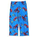 Spider-Man Boys Blue Poly Pajama Pants (Little Kid/Big Kid)