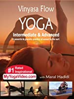 Vinyasa Flow Yoga, Grace, Power, Surf, and Sunset, Intermediate & Advanced