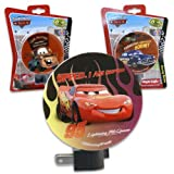 Disney Pixar Cars Night Light - Styles may vary