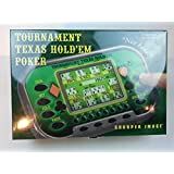 Texas Hold'Em Tournament Poker Electronic Game