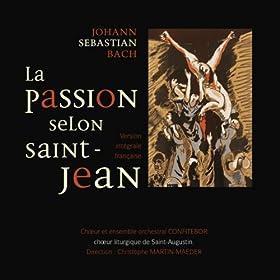 J.S. Bach : La passion selon Saint Jean
