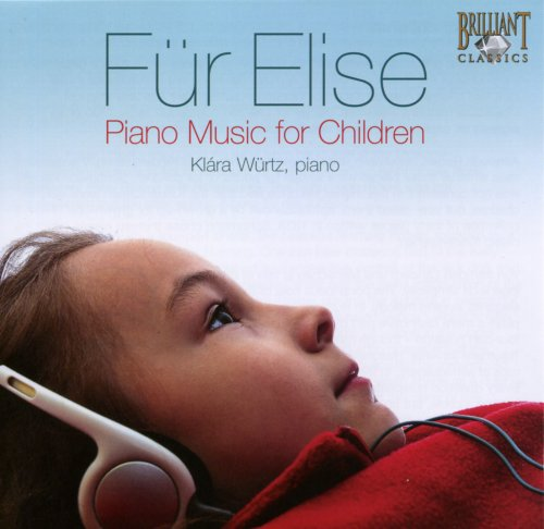 FÃ1/4r Elise: Piano Music for Children