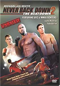NEW Never Back Down 2: The Beatdow (DVD)