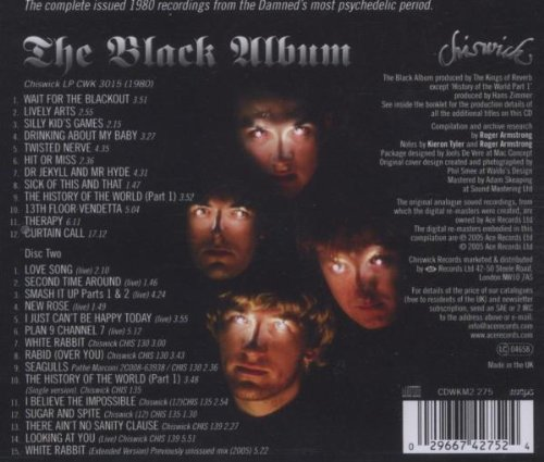 The Black Album (Deluxe Version)
