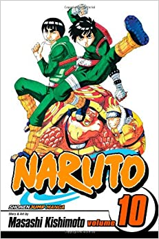 Amazon.com: Naruto, Vol. 10: A Splendid Ninja (9781421502403): Masashi