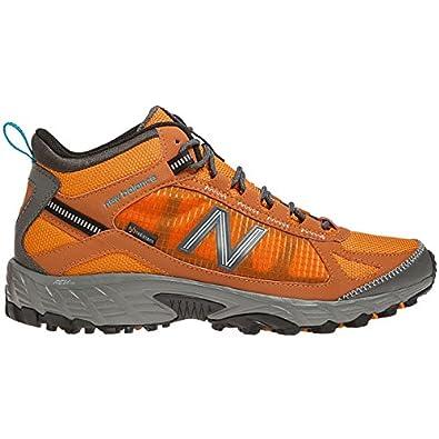 New Balance Men's MO790 Light Hiking Boot,Black/Red,11.5 D US