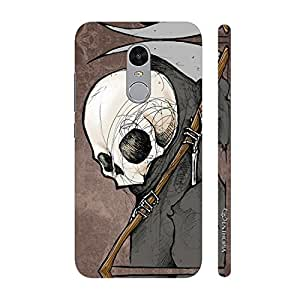 Enthopia Designer Hardshell Case I'll Be Watching! Back Cover for Xiaomi Redmi Note 4