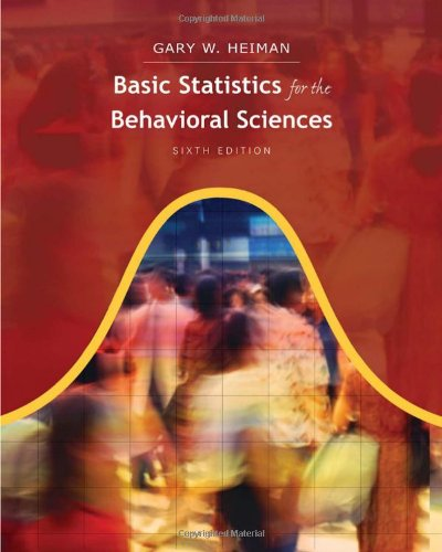Basic Statistics for the Behavioral Sciences (PSY 200...